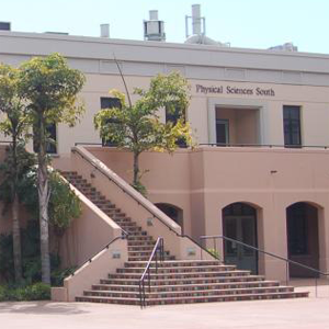 Physical Science South - Building Photo