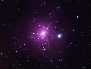 Galaxy cluster Abell 383