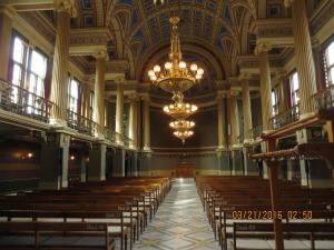 Commencement Hall, Lund University